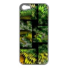 Modern Art Apple Iphone 5 Case (silver) by Siebenhuehner