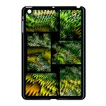 Modern Art Apple iPad Mini Case (Black) Front