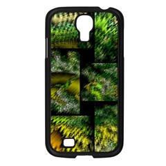 Modern Art Samsung Galaxy S4 I9500/ I9505 Case (black) by Siebenhuehner
