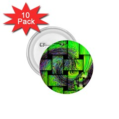 Modern Art 1 75  Button (10 Pack) by Siebenhuehner
