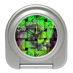 Modern Art Desk Alarm Clock by Siebenhuehner
