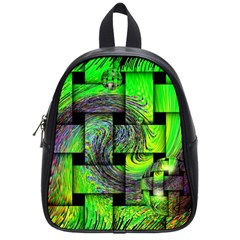 Modern Art School Bag (small) by Siebenhuehner