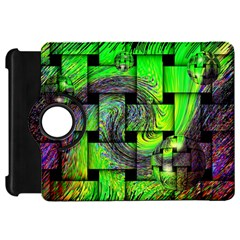 Modern Art Kindle Fire Hd 7  Flip 360 Case by Siebenhuehner
