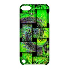 Modern Art Apple Ipod Touch 5 Hardshell Case With Stand by Siebenhuehner