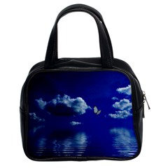 Sky Classic Handbag (two Sides) by Siebenhuehner