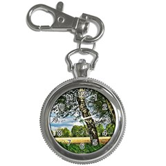 Trees Key Chain & Watch by Siebenhuehner