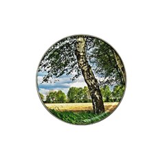 Trees Golf Ball Marker (for Hat Clip)