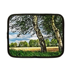 Trees Netbook Case (small) by Siebenhuehner