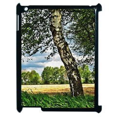 Trees Apple Ipad 2 Case (black) by Siebenhuehner