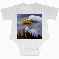 Bald Eagle Infant Creeper by Siebenhuehner