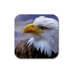 Bald Eagle Drink Coasters 4 Pack (square) by Siebenhuehner