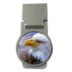 Bald Eagle Money Clip (round) by Siebenhuehner