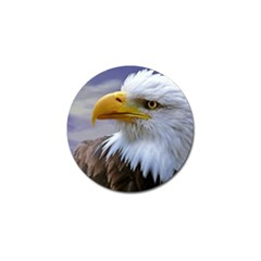 Bald Eagle Golf Ball Marker 4 Pack by Siebenhuehner