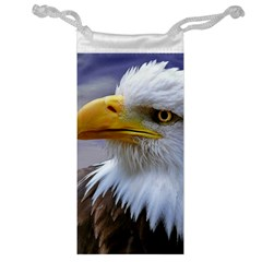 Bald Eagle Jewelry Bag by Siebenhuehner