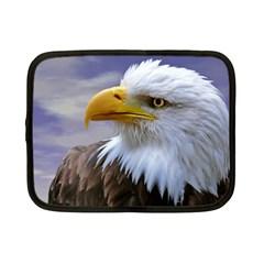 Bald Eagle Netbook Case (small) by Siebenhuehner