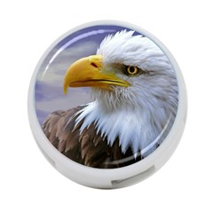 Bald Eagle 4 Port Usb Hub (one Side) by Siebenhuehner