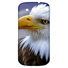 Bald Eagle Samsung Galaxy S3 S Iii Classic Hardshell Back Case by Siebenhuehner