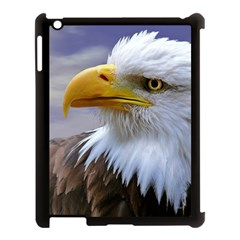 Bald Eagle Apple Ipad 3/4 Case (black) by Siebenhuehner