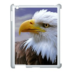 Bald Eagle Apple Ipad 3/4 Case (white) by Siebenhuehner