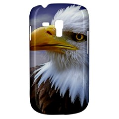 Bald Eagle Samsung Galaxy S3 Mini I8190 Hardshell Case by Siebenhuehner
