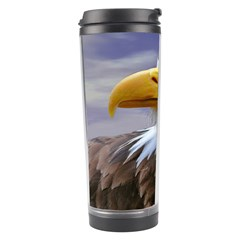 Bald Eagle Travel Tumbler by Siebenhuehner