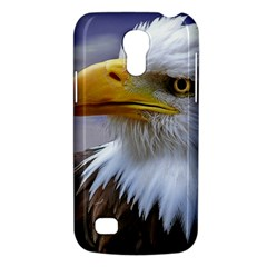 Bald Eagle Samsung Galaxy S4 Mini Hardshell Case  by Siebenhuehner