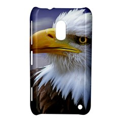 Bald Eagle Nokia Lumia 620 Hardshell Case by Siebenhuehner