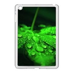Waterdrops Apple Ipad Mini Case (white) by Siebenhuehner