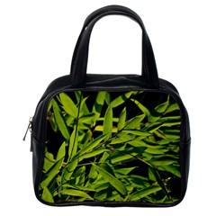 Bamboo Classic Handbag (one Side) by Siebenhuehner
