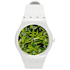 Bamboo Plastic Sport Watch (medium) by Siebenhuehner
