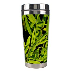 Bamboo Stainless Steel Travel Tumbler