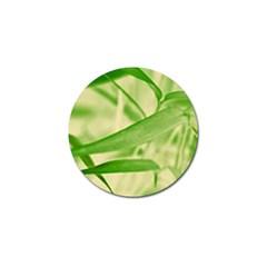 Bamboo Golf Ball Marker 10 Pack