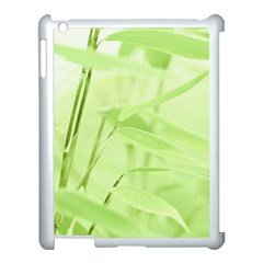 Bamboo Apple Ipad 3/4 Case (white) by Siebenhuehner