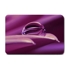 Waterdrop Small Door Mat by Siebenhuehner