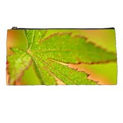 Leaf Pencil Case by Siebenhuehner