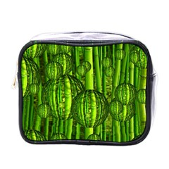 Magic Balls Mini Travel Toiletry Bag (one Side) by Siebenhuehner