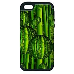 Magic Balls Apple Iphone 5 Hardshell Case (pc+silicone) by Siebenhuehner