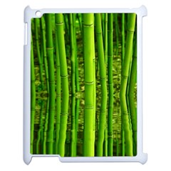 Bamboo Apple Ipad 2 Case (white) by Siebenhuehner