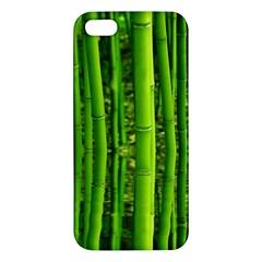 Bamboo Iphone 5s Premium Hardshell Case