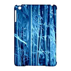 Blue Bamboo Apple Ipad Mini Hardshell Case (compatible With Smart Cover) by Siebenhuehner