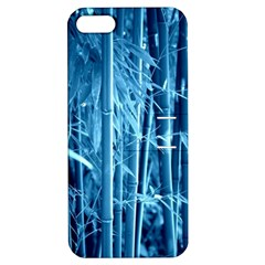 Blue Bamboo Apple Iphone 5 Hardshell Case With Stand by Siebenhuehner