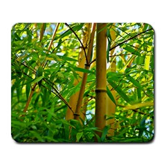 Bamboo Large Mouse Pad (rectangle) by Siebenhuehner