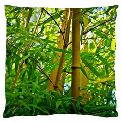 Bamboo Large Cushion Case (two Sided)  by Siebenhuehner