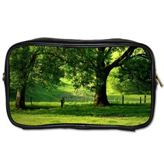 Trees Travel Toiletry Bag (two Sides) by Siebenhuehner