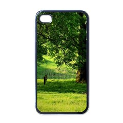 Trees Apple Iphone 4 Case (black) by Siebenhuehner
