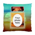 Dream Vacation Cushion Case (2 Sides) - Standard Cushion Case (Two Sides)