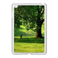Trees Apple Ipad Mini Case (white) by Siebenhuehner