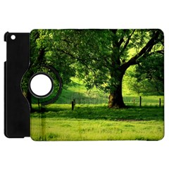 Trees Apple Ipad Mini Flip 360 Case by Siebenhuehner