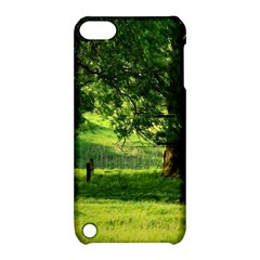 Trees Apple Ipod Touch 5 Hardshell Case With Stand by Siebenhuehner