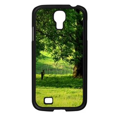 Trees Samsung Galaxy S4 I9500/ I9505 Case (black) by Siebenhuehner